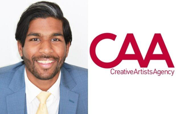 CAA Promotes Praveen Pandian to Head of Television Literary Department