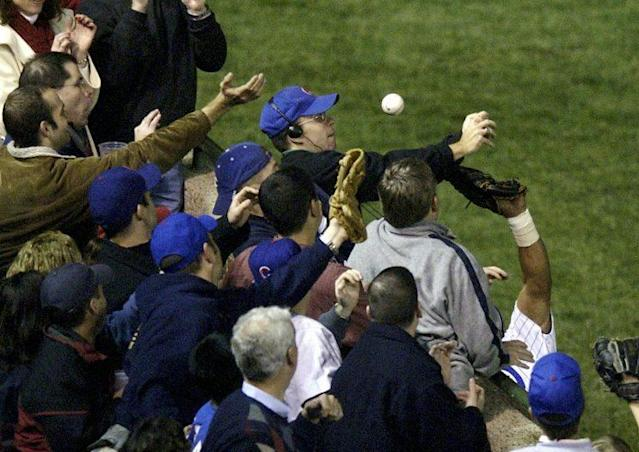 The Cubs and Steve Bartman are moving on. (AP Photo)