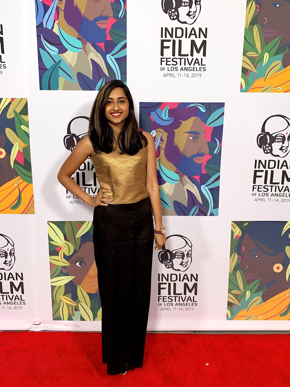 Chennai-born, LA-based filmmaker and Producer, Sonali Sundararaj
