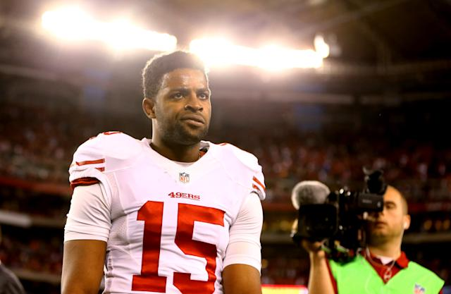 Can Michael Crabtree stand out in a crowded, and conservative, 49ers offense? (USAT)