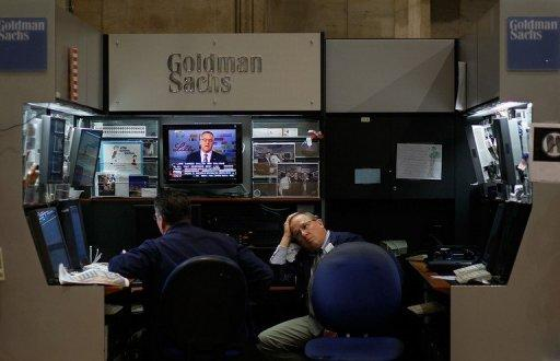 Goldman Sachs bank brought in $927 million in net profits for the three months to June 30