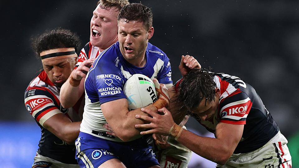 NRL player have reportedly been put on notice and warned against breaching strict coronavirus protocols in Queensland. (Photo by Cameron Spencer/Getty Images)