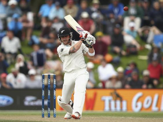 Franklin believes Brendon McCullum changed Test cricket in New Zealand (Getty)