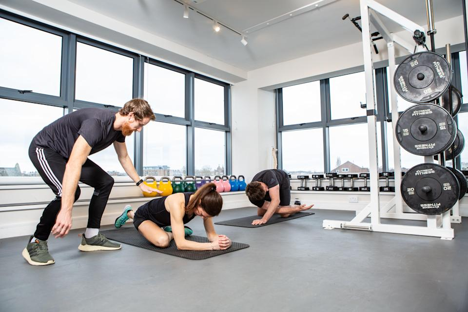 Physios can offer tailored exercise programs designed to avoid injury (Beyond Health)