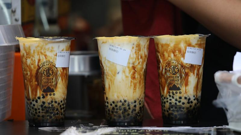 Shopping centres are thirsty for bubble tea shops – which pay high rents