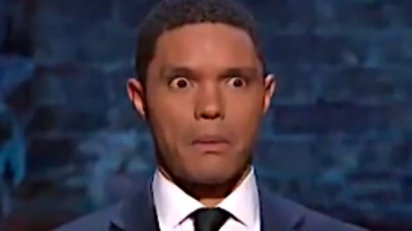 Trevor Noah 'Reveals' Why Donald Trump's Love For Mitch McConnell Is Real