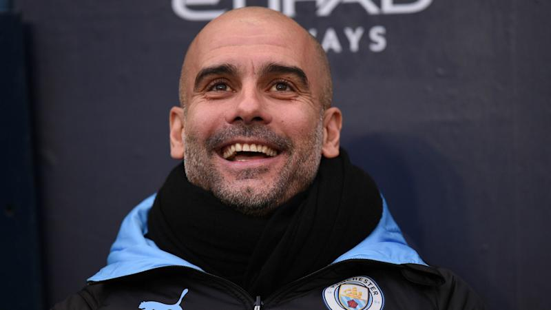 Guardiola hints at Man City arrivals in next transfer window