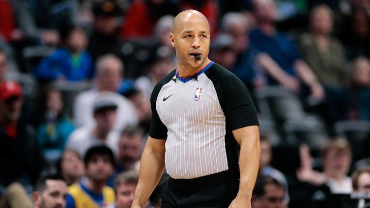 Chicago native Marc Davis is excited to officiate NBA All-Star game