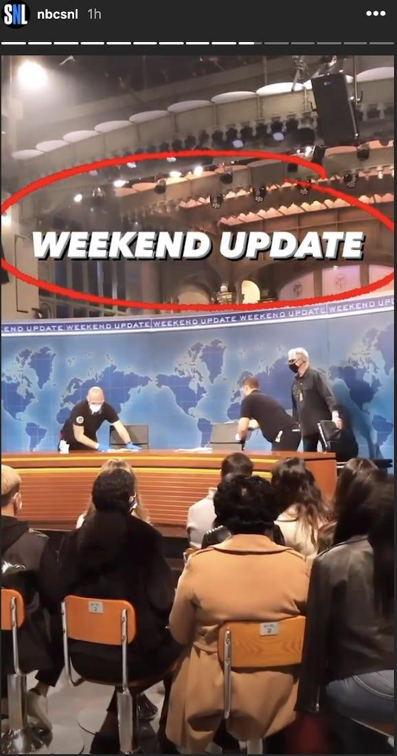 snl cleaning