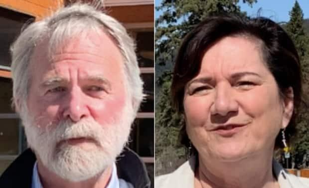 Canmore Mayor John Borrowman and Banff Mayor Karen Sorensen say they were not consulted by their MLA, who signed a letter opposing a return to tighter COVID-19 restrictions.