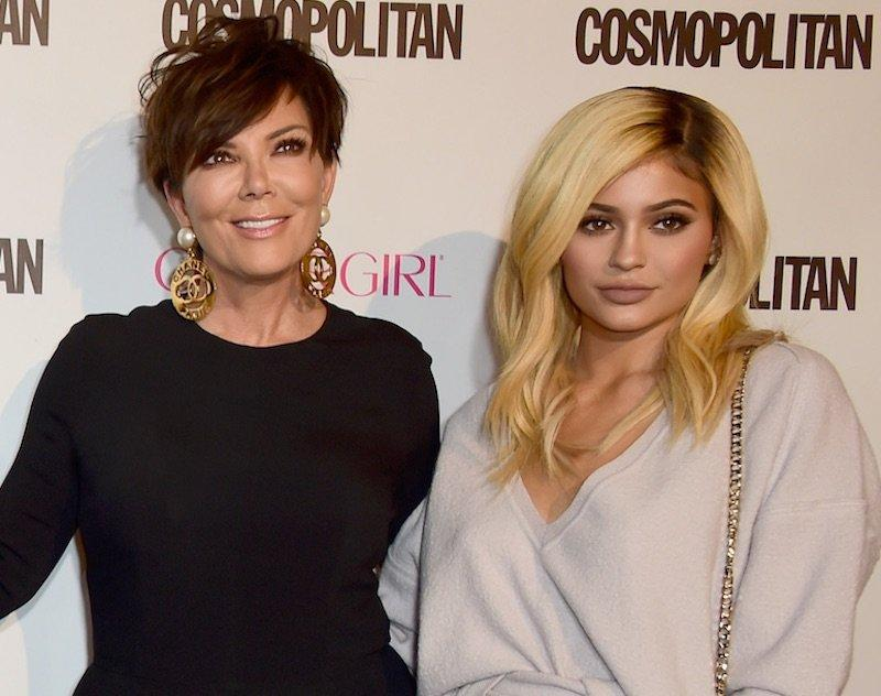 Kris Jenner is helping Kylie Jenner raise daughter Stormi