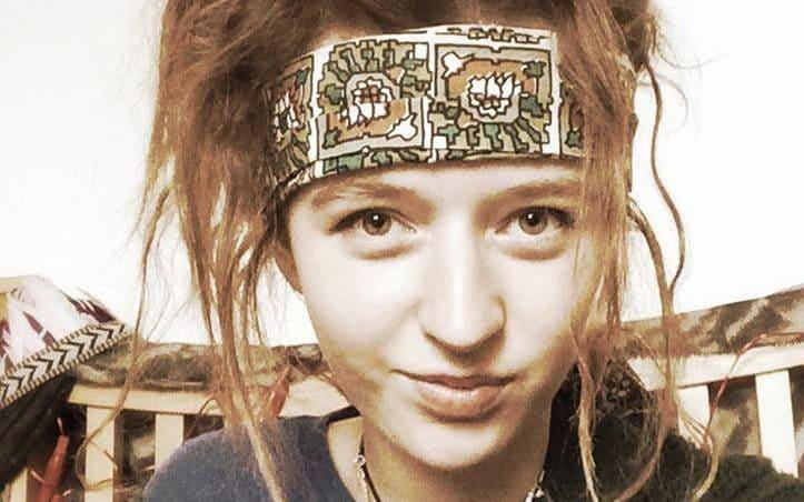 Straight-A student Milena Gagic, 16, died instantly when she was hit by the night train at the level crossing in Hipperholme, Halifax, in December 2014 - Image supplied on research/identification basis by Champion News Service Ltd.