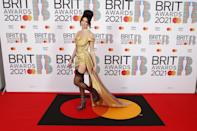 <p>The 2021 Brit Awards was an extra special one this year, being one of the first major in-person events to have taken place since the pandemic took hold of the UK. </p><p>The event saw 4,000 people in attendance with no social distancing or masks required (with attendees instead taking tests before and after the event). The awards ceremony had been chosen to be part of the government's Events Research Programme, which will evaluate how venues can restart large events and welcome crowds back safely this summer. This makes the Brits one of the first in-person award ceremonies to take place without any virtual element to it at all – and saw performances from some big names, including Coldplay and The Weeknd.</p><p>Below, we round up all the fashion you need to see from the red carpet. From Dua Lipa in Vivienne Westwood to perfect outfit co-ordination from Haim, here are the most memorable fashion moments from the 2021 Brit Awards.</p>