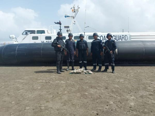 Picture Courtsey Indian Coast Guard Twitter handle