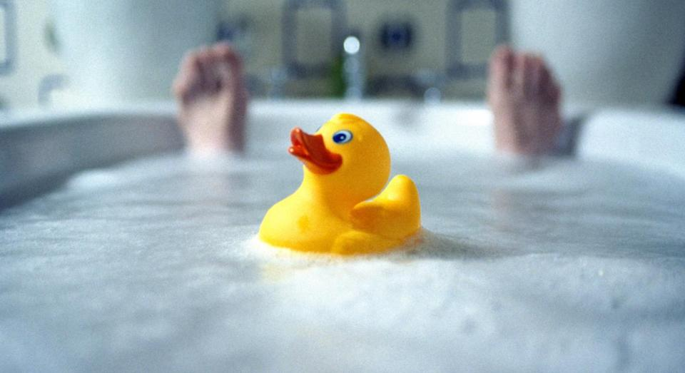 The public have spoken. British people prefer showers over baths. [Photo: Getty]