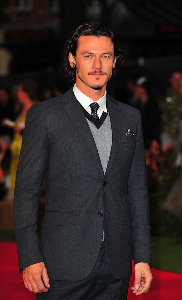 """<a href=""""http://movies.yahoo.com/movie/contributor/1808847449"""">Luke Evans</a> at the London premiere of <a href=""""http://movies.yahoo.com/movie/1810117609/info"""">Tamara Drewe</a> - 09/06/2010"""