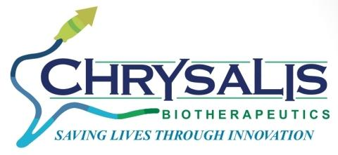 Chrysalis BioTherapeutics Receives Additional Funding from the National Institutes of Health for COVID-19 Therapeutic Development