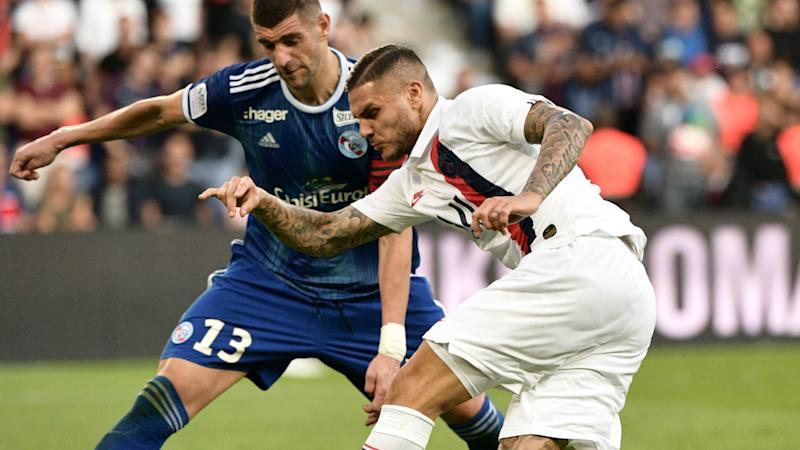 PSG lose Icardi and Sarabia for Lyon trip as Mbappe remains out