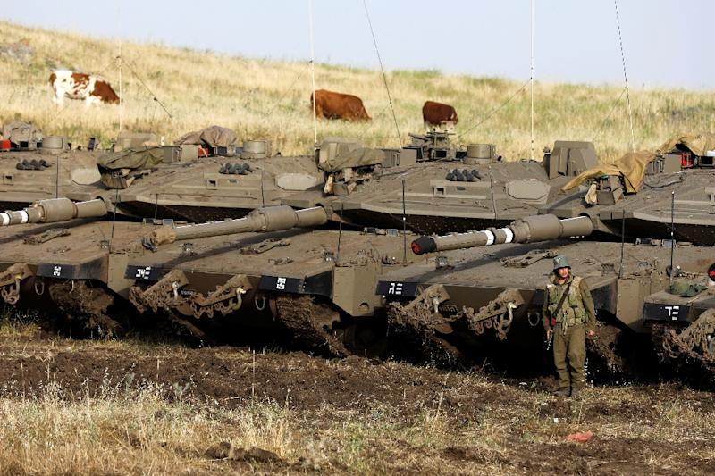 Israel warns Syrian army away from Golan, boosts frontier forces