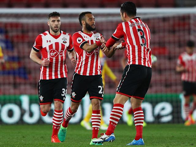 Redmond's equaliser set up Southampton's win (Getty)
