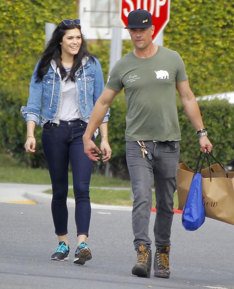 Audra Mari and Josh Duhamel | TheImageDirect.com