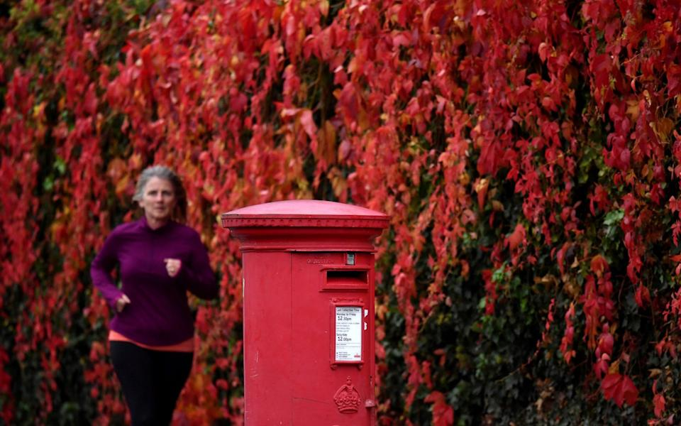 Royal Mail advice - REUTERS/Toby Melville