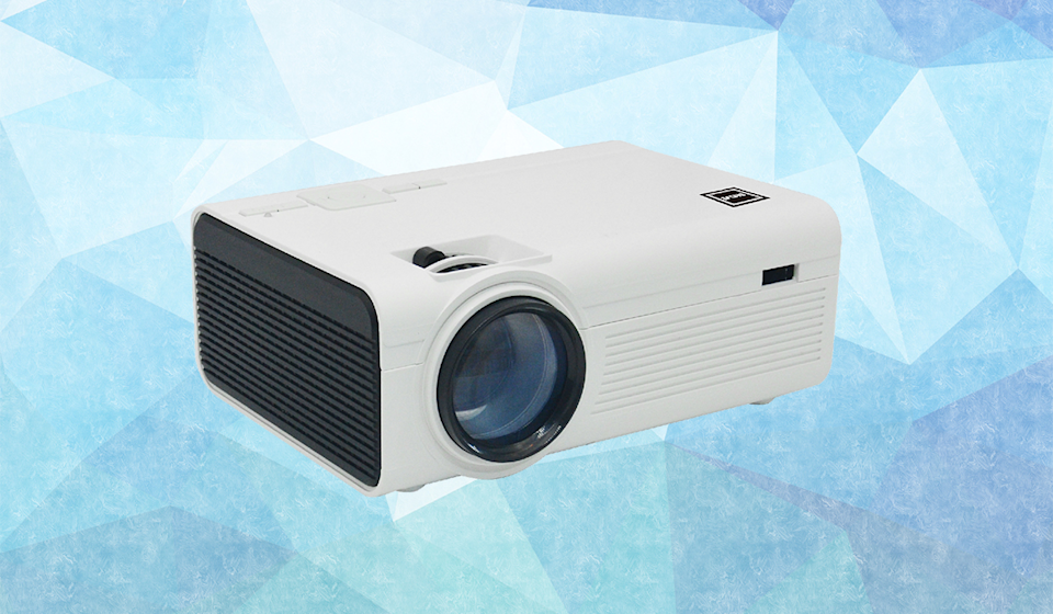Save $30 on this RCA LCD Home Theater Projector. (Photo: Walmart)