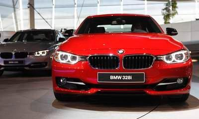 BMW Recalls 570,000 Cars In North America
