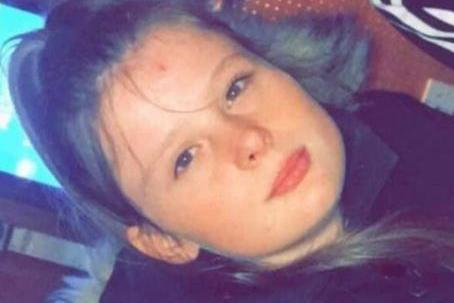 Seesha Dack, 15, was last seen with friends at the Fish Quay in North Shields on Sunday evening: PA