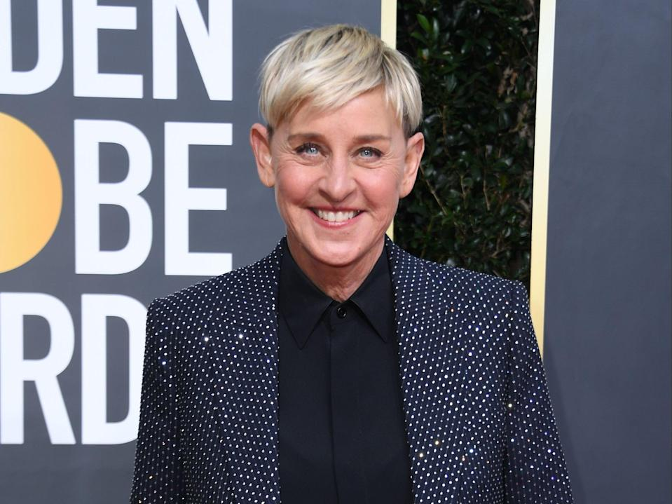 'The Ellen DeGeneres Show' was the subject of allegations over a toxic work environmentAFP via Getty Images