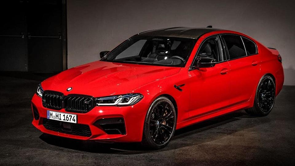 BMW M5 removed from Indian website; facelifted M5 expected soon