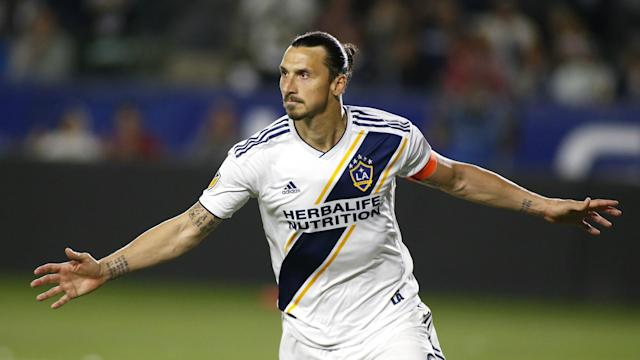 LA Galaxy striker Zlatan Ibrahimovic is soon to become a free agent and MLS Commissioner Don Garber has suggested he may return to AC Milan.