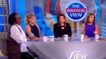 Jeanine Pirro Brawls Before, During & After Plugging Her Book On 'The View'