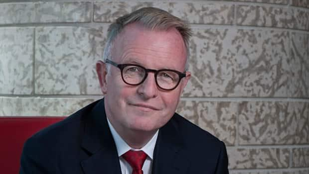 Mark O'Neill resigned as CEO of the Canadian Museum of History in April, just two months before his mandate was set to end. He had been at the centre of a workplace harassment investigation. (Canadian Museum of History - image credit)
