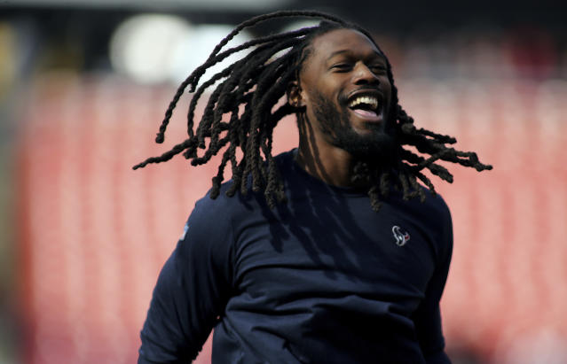 Jadeveon Clowney is headed to Seattle, and the Texans aren't left with much to show for it. (AP)