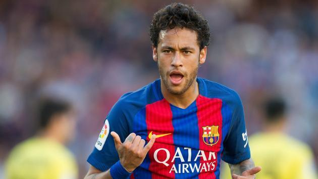 Neymar beats Messi and Ronaldo to title of football's most valuable player