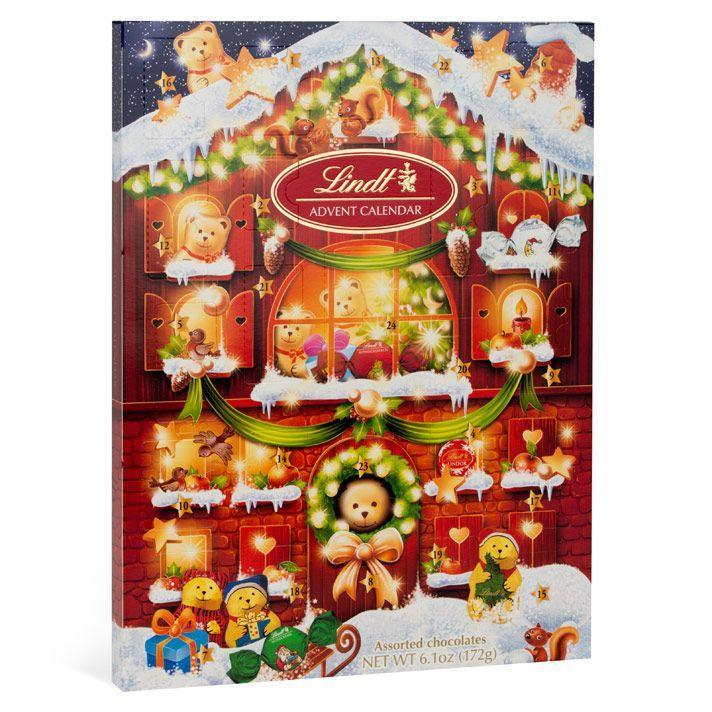 "<p><strong>lindt</strong></p><p>lindtusa.com</p><p><strong>$19.99</strong></p><p><a href=""https://go.redirectingat.com?id=74968X1596630&url=https%3A%2F%2Fwww.lindtusa.com%2Flindt-bear-advent-calendar-472913&sref=https%3A%2F%2Fwww.delish.com%2Ffood%2Fg23601255%2Fchocolate-advent-calendars%2F"" rel=""nofollow noopener"" target=""_blank"" data-ylk=""slk:BUY NOW"" class=""link rapid-noclick-resp"">BUY NOW</a></p><p>Milk chocolate lovers: Every single chocolate in Lindt's holiday box is made from milk chocolate. And they're all hiding behind sweet little bear faces.</p>"