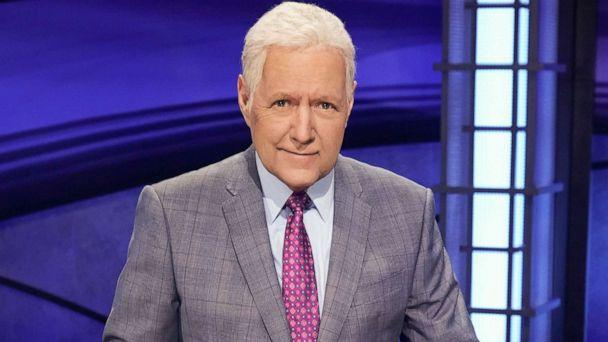 PHOTO:  Alex Trebek hosts 'JEOPARDY! The Greatest of All Time'. (Eric Mccandless/ABC via Getty Images)