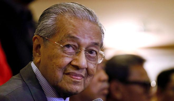Tsao told the Post in 2003 that Malaysian Prime Minister Mahathir Mohamad offered him citizenship in the 1990s. Photo: Reuters