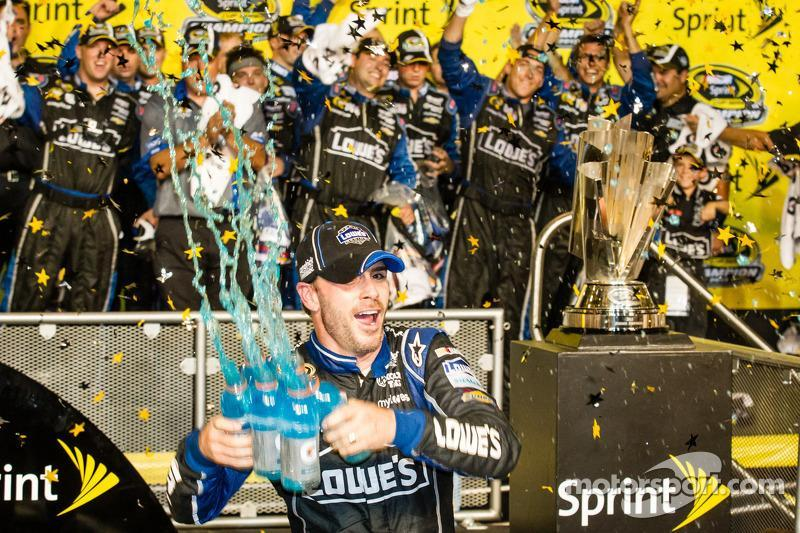 "2013: Jimmie Johnson (Hendrick-Chevrolet)<span class=""copyright"">Eric Gilbert</span>"