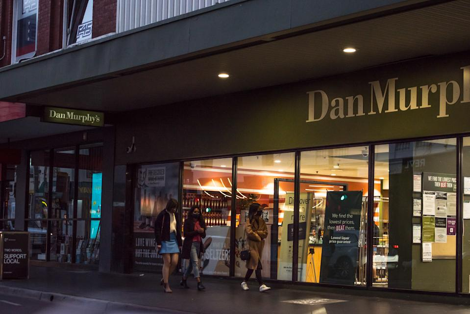 The controversial Dan Murphy's store could be moved.