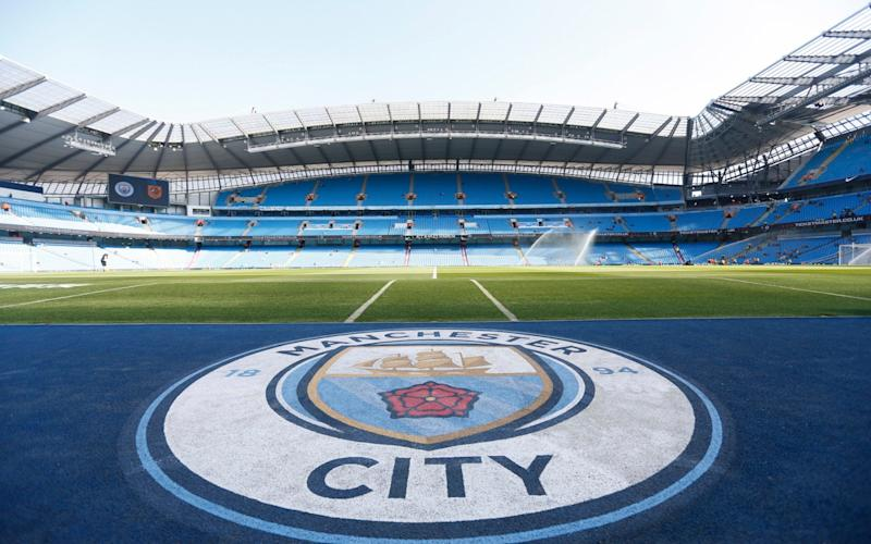 The transfer is one of three academy signings made by City that are being reviewed by League officials   - REUTERS