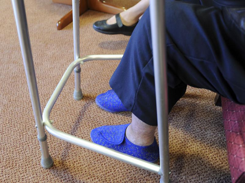 Report revealed that half of care workers are on zero hour contracts, compared with three per cent of national work force: Rex