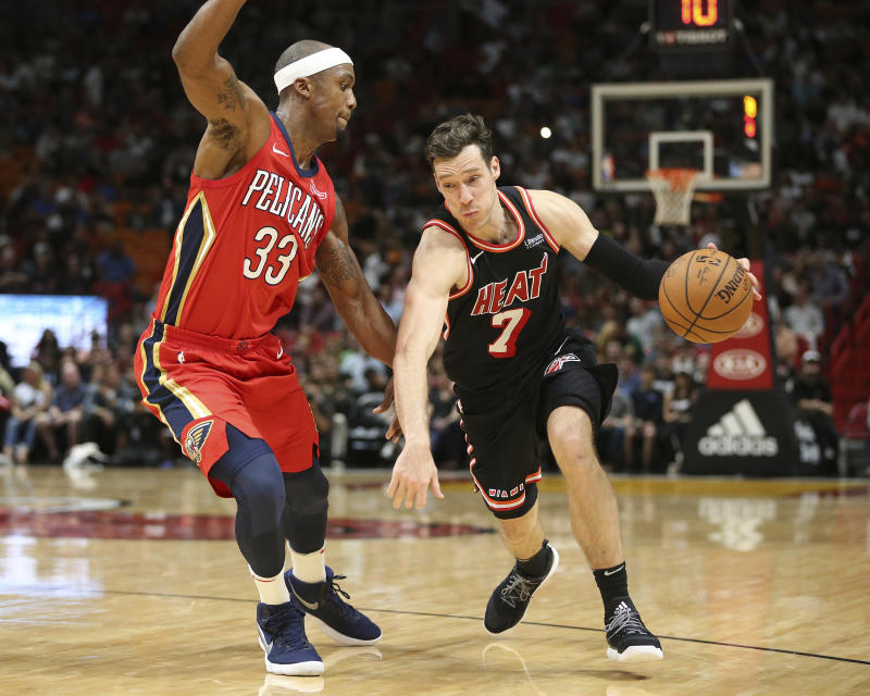 806dcceaac6 Heat guard Goran Dragic is finally a NBA All-Star