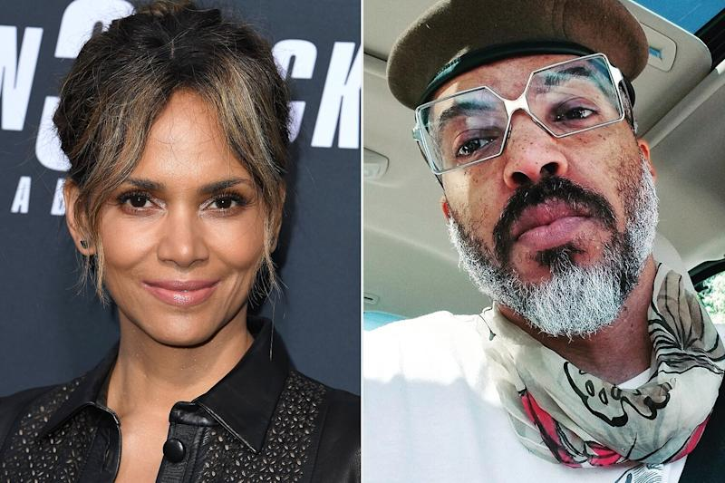Halle Berry confirms she's dating singer in Instagram post