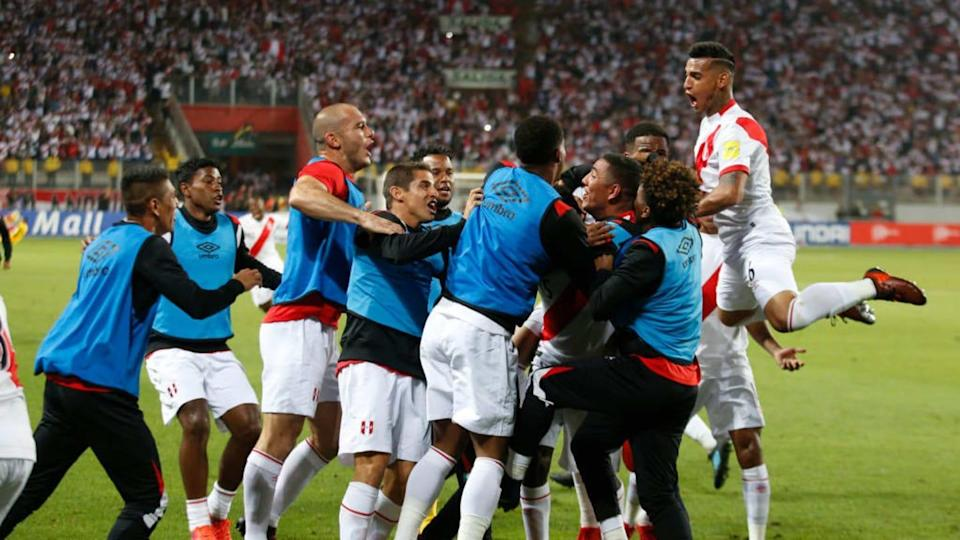 Peru v New Zealand - 2018 FIFA World Cup Qualifier Playoff | Getty Images Latam/Getty Images