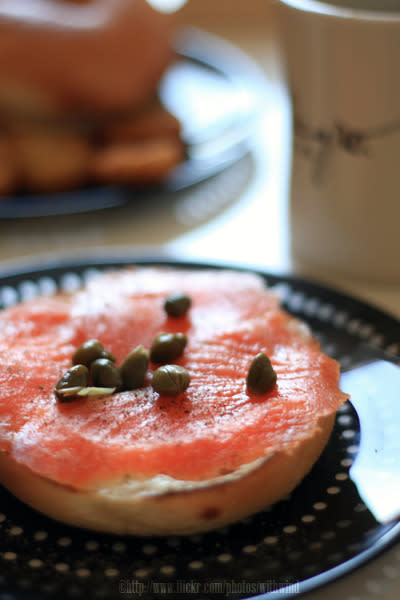 <p>Sometimes there's just nothing like the age-old classic. Add a squeeze of lemon juice or sprinkle capers on top for extra pizazz. [Photo: Flickr / with wind]</p>