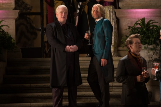 Philip Seymour Hoffman Death Will Not Alter 'Hunger Games' Release