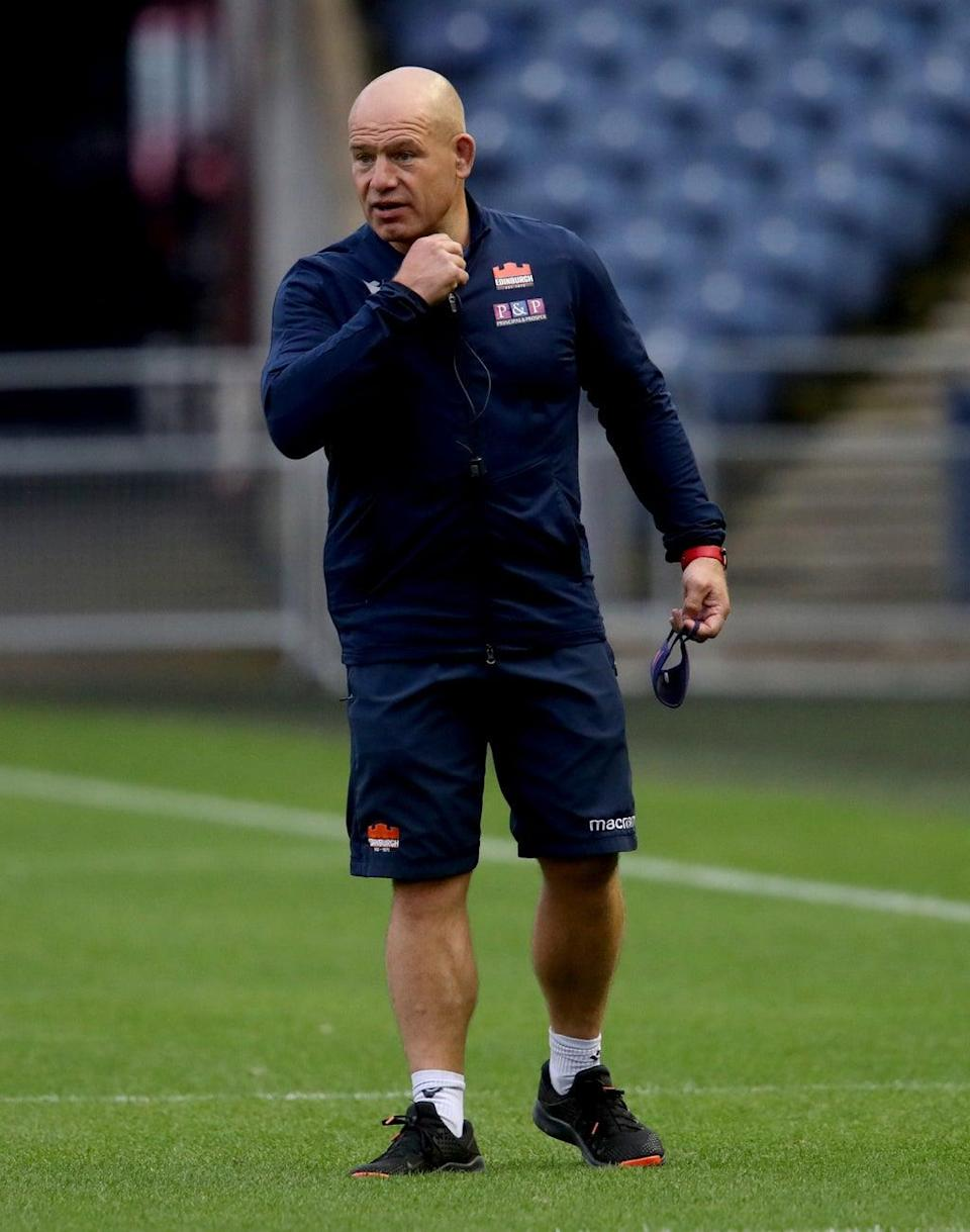 England recruited Richard Cockerill as forwards coach after he recently left his post at Edinburgh (Andrew Milligan/PA) (PA Archive)