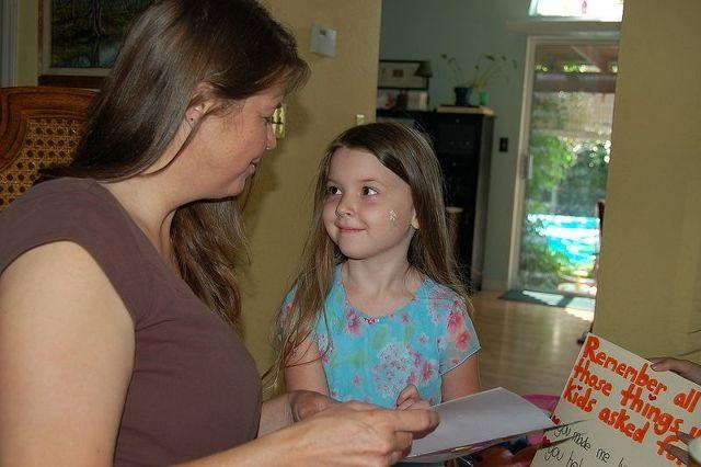 A Letter From A Mom For Her Daughter